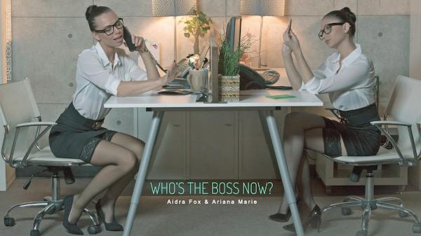Who's The Boss Now? - Markus Dupree, Ariana Marie, Aidra Fox - Babes