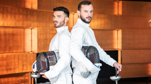 Watch Fencer Boners on Male Access - All the Best Gay Porn in One place