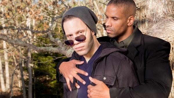 Guys Kissing Guys Scene 2 - Robert Axel, Wolf Hudson