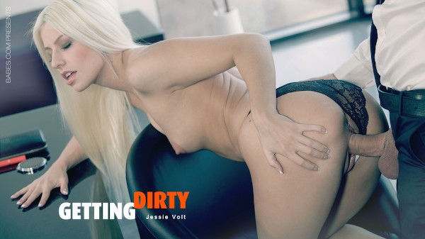 Getting Dirty - Jessie Volt, Viktor Solo - Babes