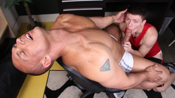 Watch Crush On The Coach on Male Access - All the Best Gay Porn in One place