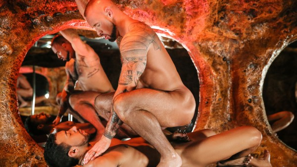 Private Dancer Part 1 - feat Jay Alexander, Michael Roman