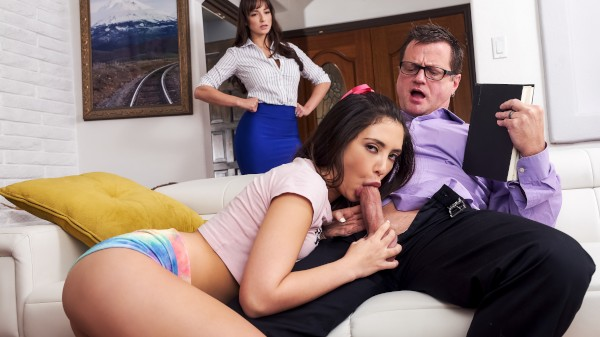 Stepdaughters Vol. 4 Episode 1 Porn DVD on Mile High Media with Eric Masterson, Jane Wilde