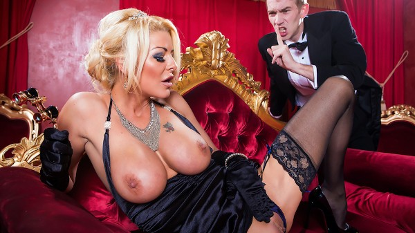 The Whore of the Opera - Brazzers Porn Scene