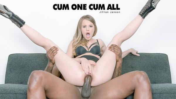 Cum One Cum All - Jillian Janson, Flash Brown - Babes