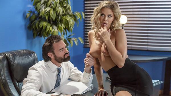 Scanner Scandal - Brazzers Porn Scene