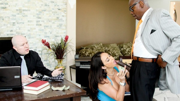 Mom's Cuckold #18 Scene 2 Porn DVD on Mile High Media with Claudia Valentine, Sean Michaels