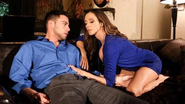 My Girlfriend's Mother #10 Scene 4 Porn DVD on Mile High Media with Ariella Ferrera, Seth Gamble