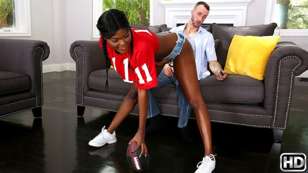 Game Time Elite XXX Porn 100% Sex Video on Elitexxx.com starring Chris Strokes, Yara Skye