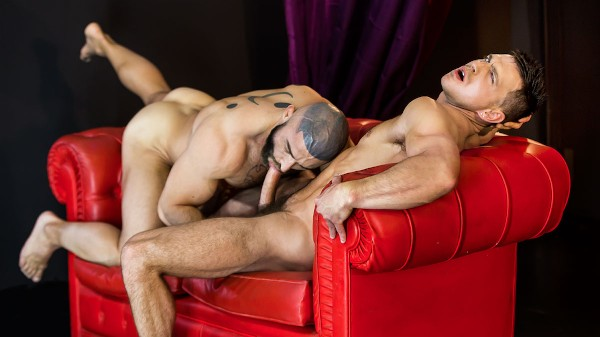 Dream Fucker Part 1 - feat Paddy O'Brian, Francois Sagat