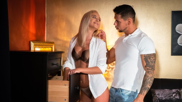 Watch Cristal Caitlin, Angelo Godshack in Stud worships amazing natural body