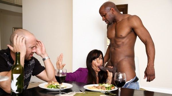 Mom's Cuckold #13 Scene 4 Porn DVD on Mile High Media with Lisa Ann, Prince Yahshua, Will Powers