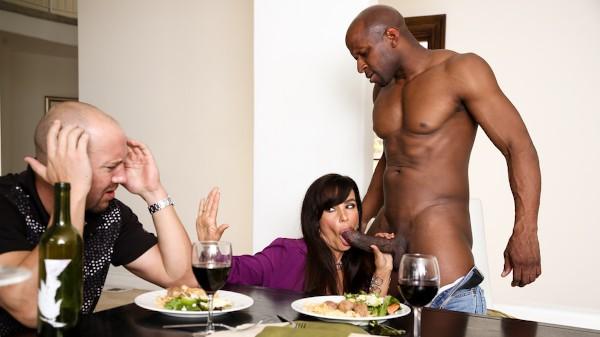 Mom's Cuckold #13 Scene 4 Porn DVD on Mile High Media with Lisa Ann, Prince Yahshua, Will Powers