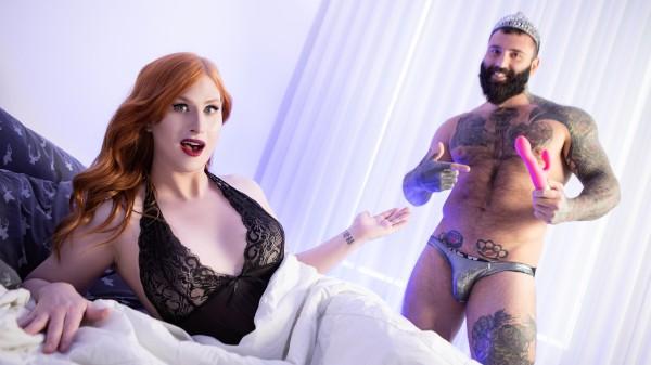 Watch Fairy Cock Fucker featuring Markus Kage, Evie Envy Transgender Porn