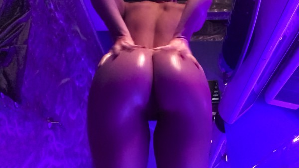 Playtime in the Tanning Booth Featuring Cherie Deville - Keezmovies Premium