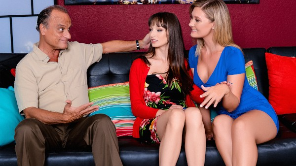 Past Her Curfew with Lexi Luna, Addison Lee at momslickteens.com