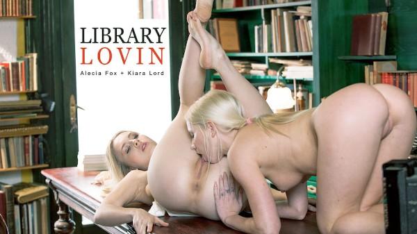 Library Lovin - Kiara Lord, Alecia Fox - Babes