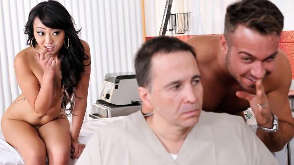 He's Faking! - Brazzers Porn Scene