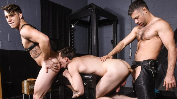 Watch Step Daddy's Basement: Part 3 on Male Access - All the Best Gay Porn in One place