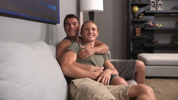 Noel & Jordan: Bareback - Best Gay Sex