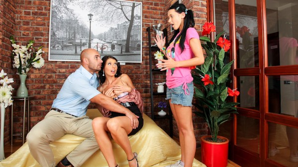 Mom And Dad Are Fucking My Friends Vol 05 Scene 4 Porn DVD on Mile High Media with Amy, Angelica Kitten, Neeo