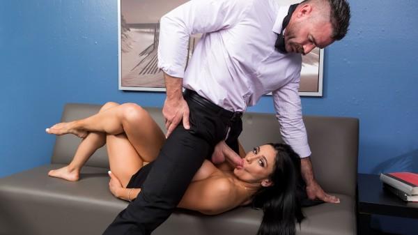 Emergency Dick Distraction - Brazzers Porn Scene