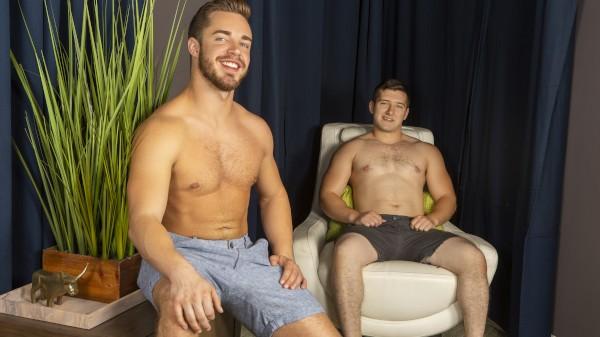 Hayes & Cam: Bareback - Best Gay Sex