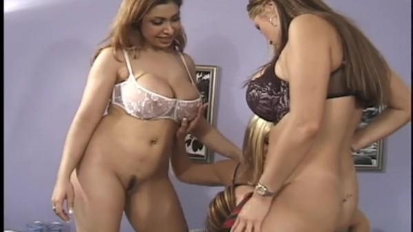 Enjoy All Lesbian Orgy Scene 1 on Milfed.com Featuring Kat Kleevage, Kianna, Latia Lopez, Shelbee Myne