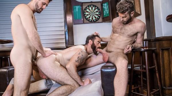 A Stepbrother's Obsession Scene 1 - Brendan Patrick, Wesley Woods, Link Parker