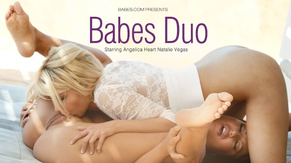 Babes Duo - Angelica Heart, Natalie Vegas - Babes