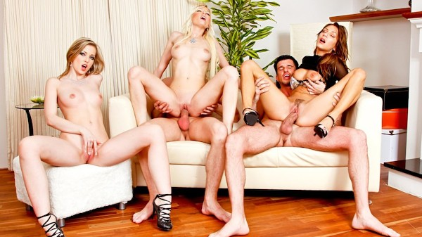 Bachelor Party Orgy Scene 4 Porn DVD on Mile High Media with Abigaile Johnson, Christina Lee, George Uhl, Cindy Dollar, Cynthia Vellons, Dillon Day, Leny Ewil, Kamil Klein, Rachel Evans, Simone Style, Sharka Blue, Steve Q, Thomas, Lena Cova
