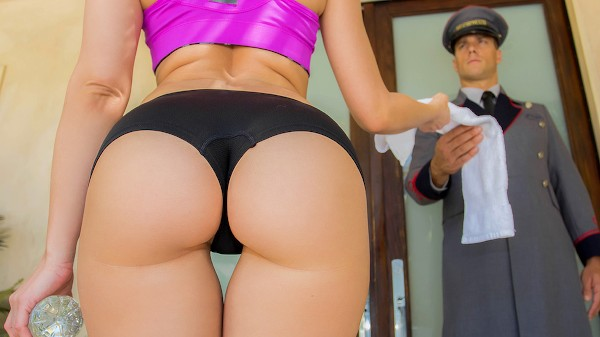 Once in a Lifetime Fuckpass - Brazzers Porn Scene