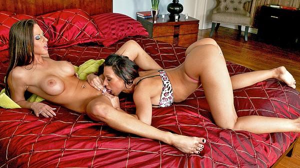 When Friends Cum In Handy - Lezdom Bliss Lesbian Porn Video