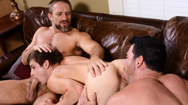 Houseboy Part 2 - feat Johnny Rapid, Dirk Caber, Billy Santoro