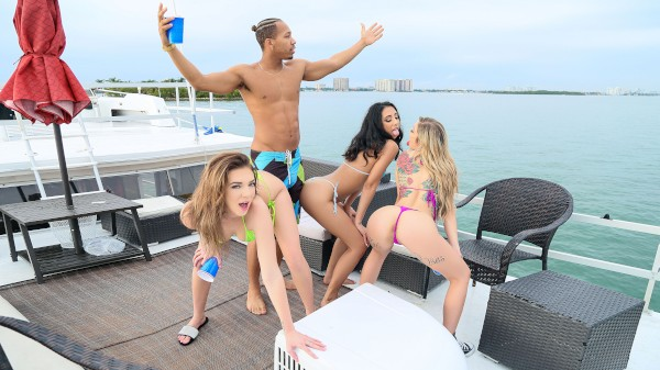Episode 3: The Boat featuring Conor Coxxx, Tiffany Watson - Reckless In Miami Scene