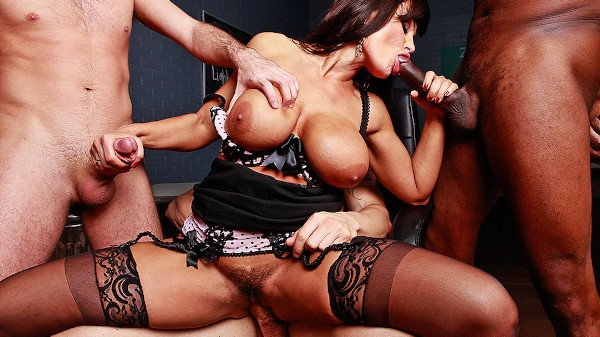 Dangerous Minds With Dangerous Dicks - Brazzers Porn Scene