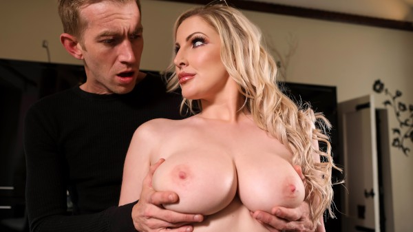Make Yourself Comfortable - Brazzers Porn Scene