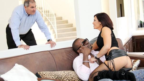 Mom's Cuckold #18 Scene 3 Porn DVD on Mile High Media with Moe Johnson, Ryder Skye