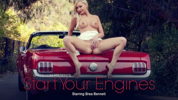 Start Your Engines - Brea Bennett - Babes