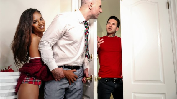 Family Holiday Volume 3 Scene 1 Premium Porn DVD on SweetSinners with Stirling Cooper