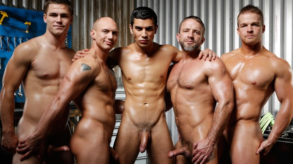 The Shop - feat John Magnum, Jimmy Johnson, Dirk Caber, Liam Magnuson, Lance Luciano