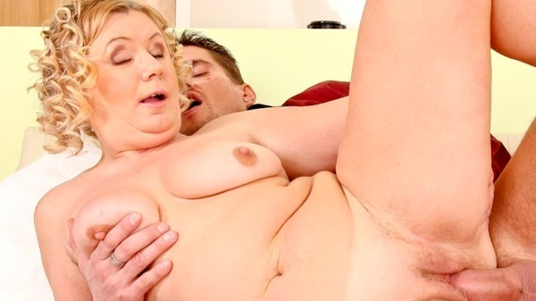 Granny Fucked My Boyfriend Scene 3 Porn DVD on Mile High Media with Judita, Kamil Klein