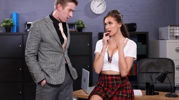 A D Well Earned - Brazzers Porn Scene