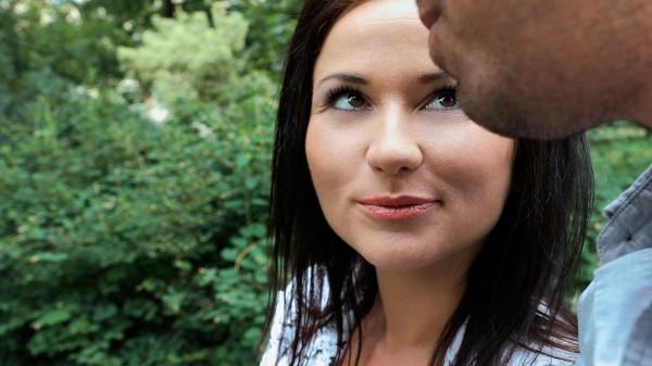 Watch Niki Sweet in Euro Brunette's First Anal