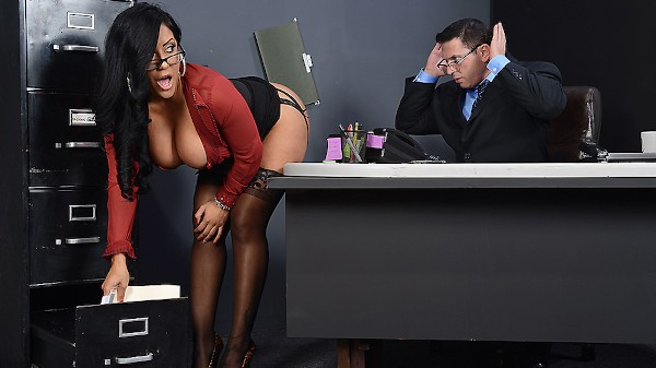 My Boss Is A Creep - Brazzers Porn Scene