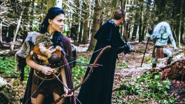 Storm Of Kings XXX Parody: Part 3 - Brazzers Porn Scene