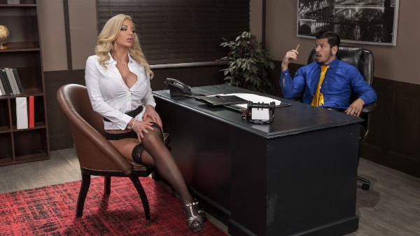 Boss For A Day - Brazzers Porn Scene