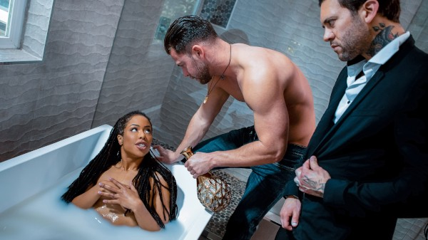 Pick A Room: Episode 5 Elite XXX Porn 100% Sex Video on Elitexxx.com starring Seth Gamble, Kira Noir, Small Hands