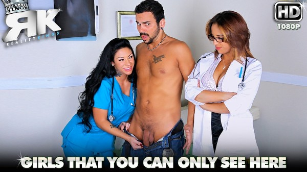 The Nurses Know Hardcore Kings Porn 100% XXX on hardcorekings.com starring Voodoo, Mason Moore, Mulani Rivera