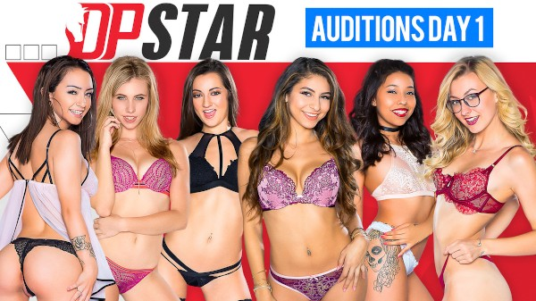 DP Star 3 Audition Episode 1 - Anya Olson, Jasmine Summers, Lily Jordan, Nina North , Alexa Grace, Lily Adams